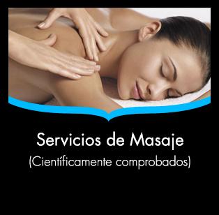 Imagen de servicio de masaje